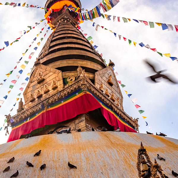 14-Day China, Tibet, Nepal, and India Tour